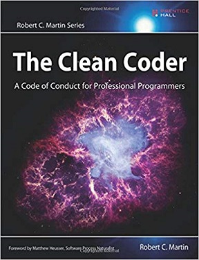 The Clean Coder Book Cover
